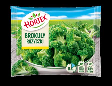 Brokuły Różyczki
