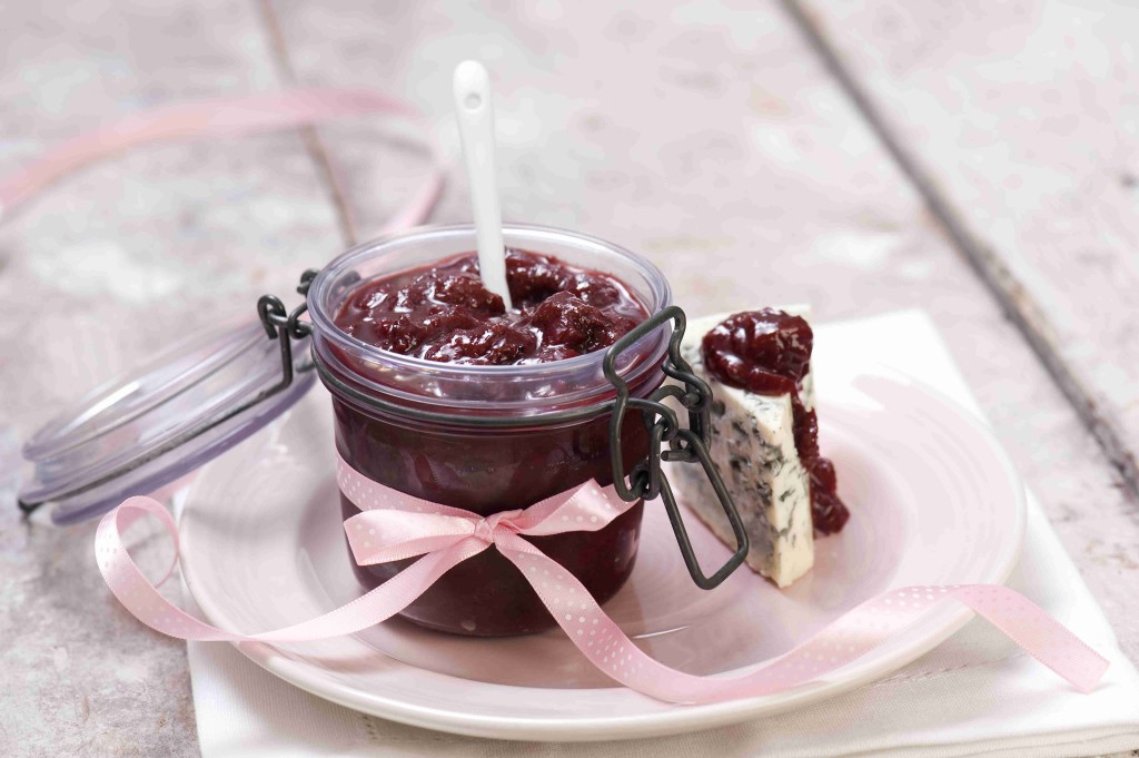 Strawberry chutney