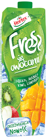 APPLE MANGO KIWI LIME 1L