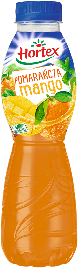ORANGE AND MANGO 500ML