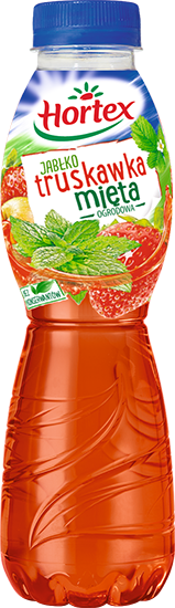 APPLE STRAWBERRY AND GARDEN MINT 500ml