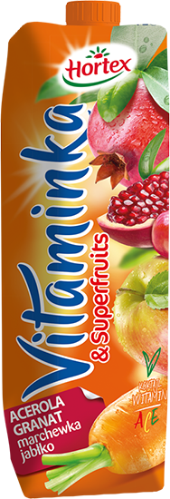 ACEROLA POMEGRANATE CARROT APPLE 1L