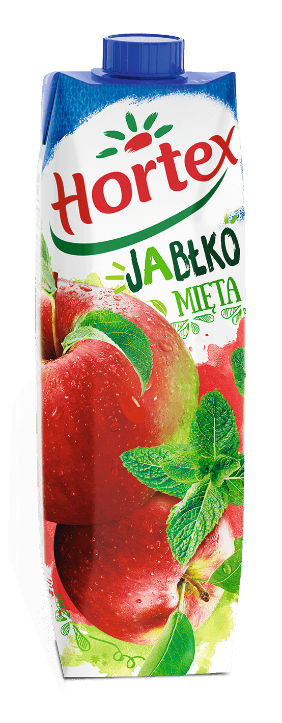 Apple-Mint drink carton 1l