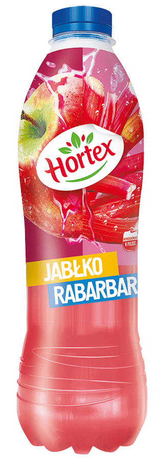 JABŁKO RABARBAR 1L