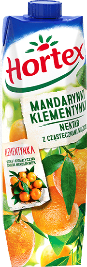 MANDARYNKI KLEMENTYNKI 1L