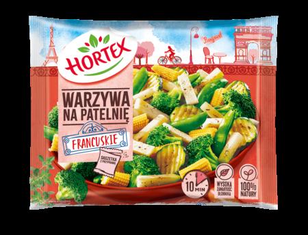 warzywa na patelnię francuskie