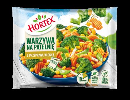 warzywa na patelnię Przyprawa Włoska