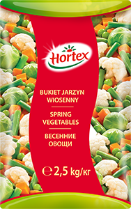 SPRING VEGETABLES 2,5kg