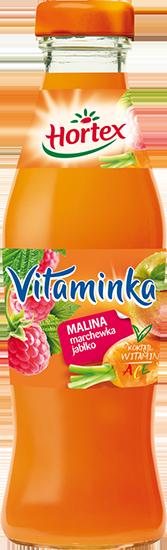MALINA MARCHEWKA JABŁKO 250ml