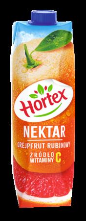 grejpfrut rubinowy nektar karton 1l 1 1