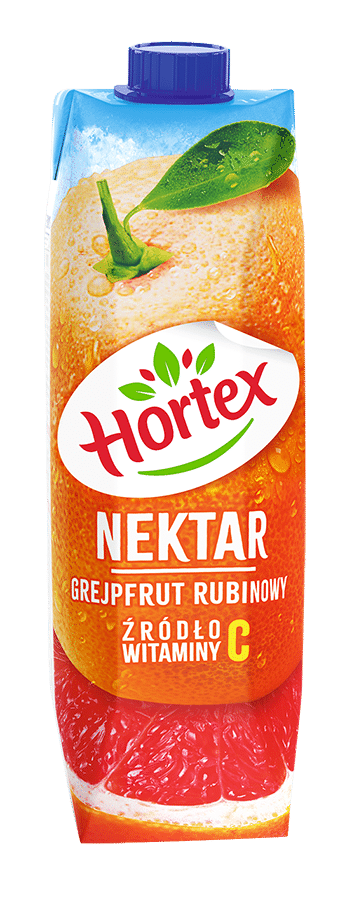 Ruby Grapefruit nectar carton 1l
