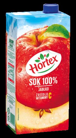 jablko sok 100 karton 2L 1