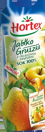 JABŁKO GRUSZKA 1L