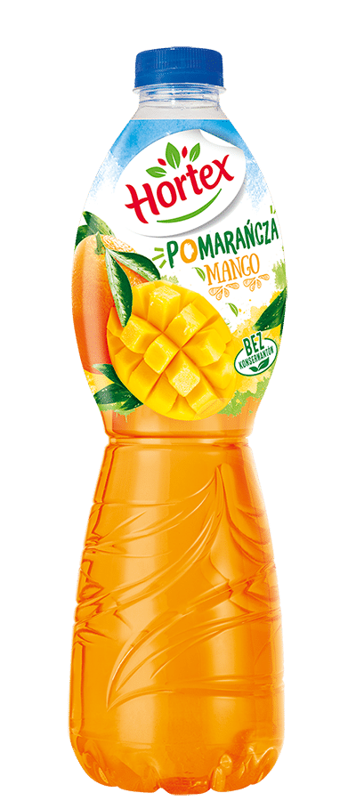 Orange-Mango drink 1,75l Pet Bottle