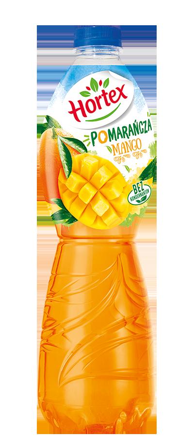 Orange-Mango drink 1,75l Pet Bottle