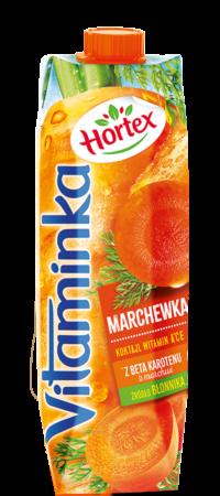vitaminka marchewka 1l karton 1