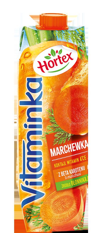 Carrot nectar carton 1l