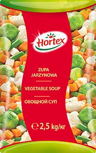 Vegetable soup 2,5kg
