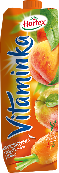PEACH CARROT APPLE 1L