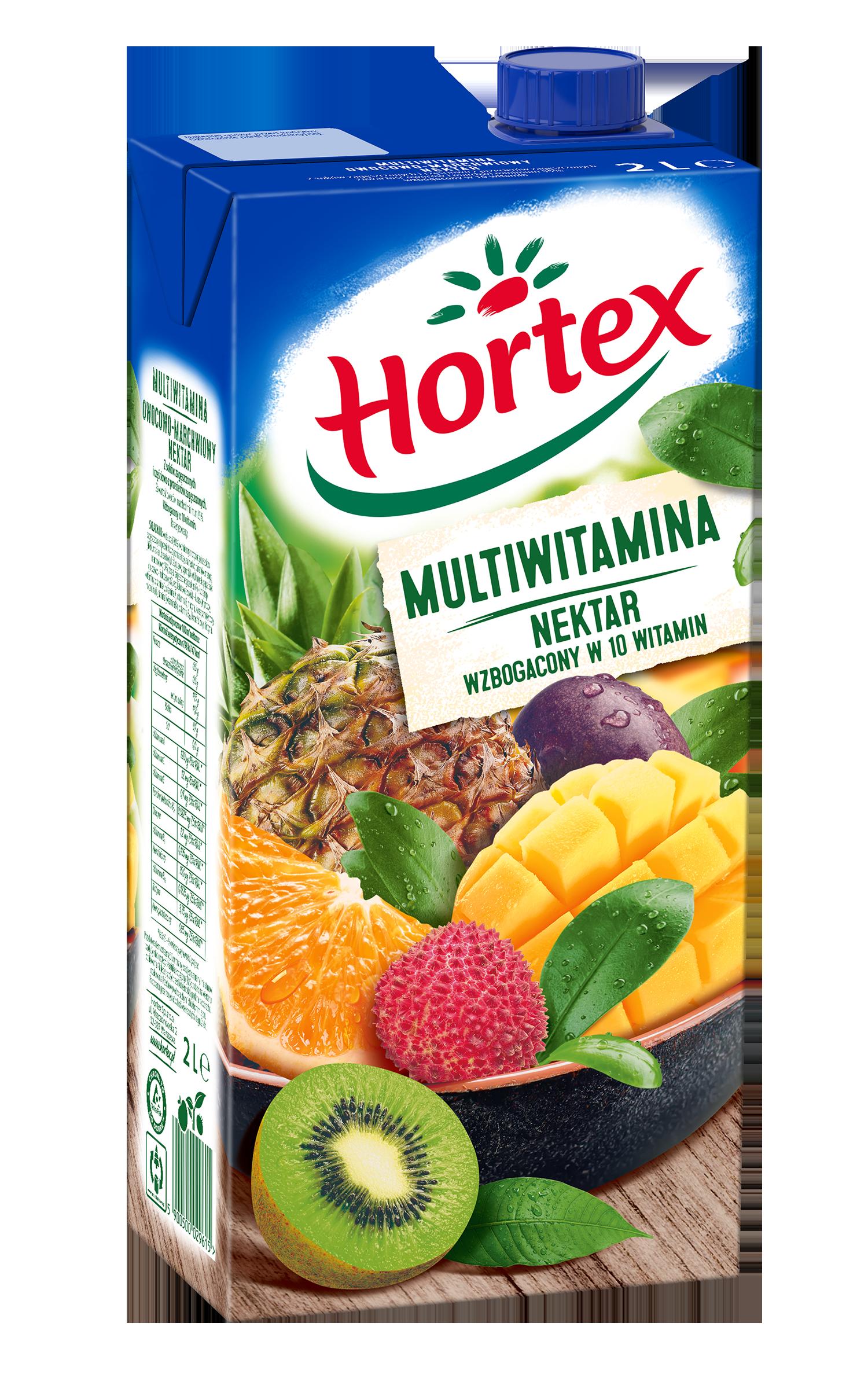 Multivitamin 100% juice carton 2l