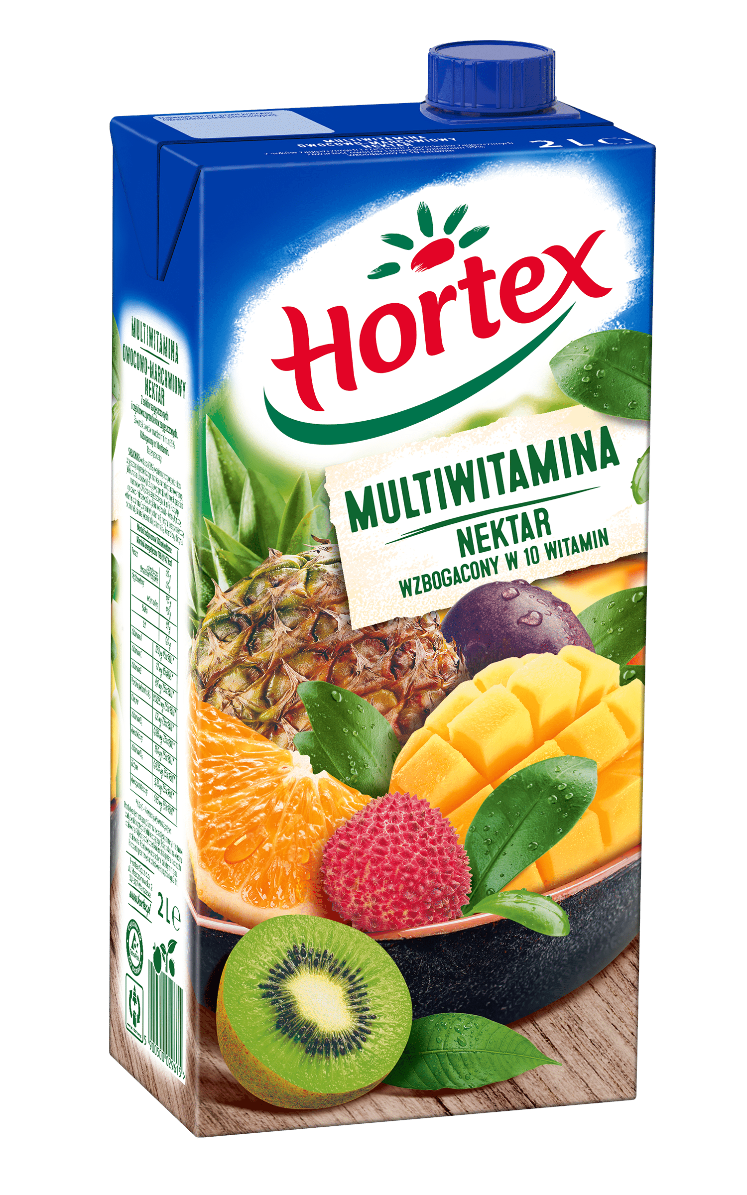 Multiwitamina nektar karton 2L 1