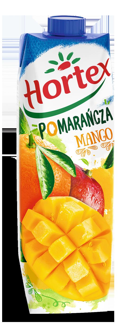 Orange-Mango drink carton 1l