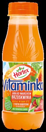 Vitaminka JablkoBrzoskMarchew PET 300ml 1 1