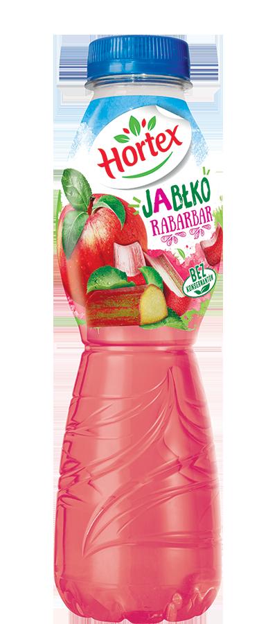 JABŁKO RABARBAR 500ml