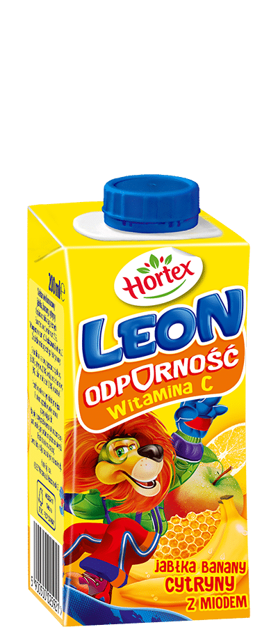 Apple, Banana, Lemon with Honey nectar carton 200ml with cap