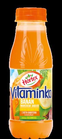 vitaminka banan 300ml pet 1