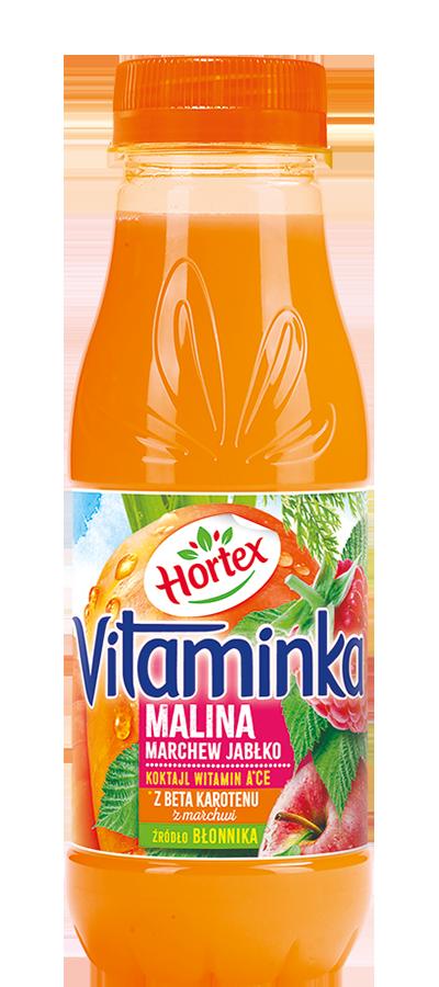 Raspberry, Carrot, Apple nectar 300ml pet bottle