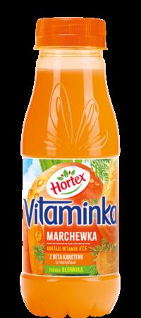 vitaminka marchewka 300ml pet 1