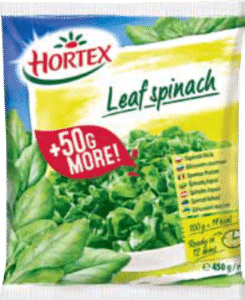 Leaf spinach 450g