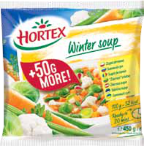 Winter soup 450g