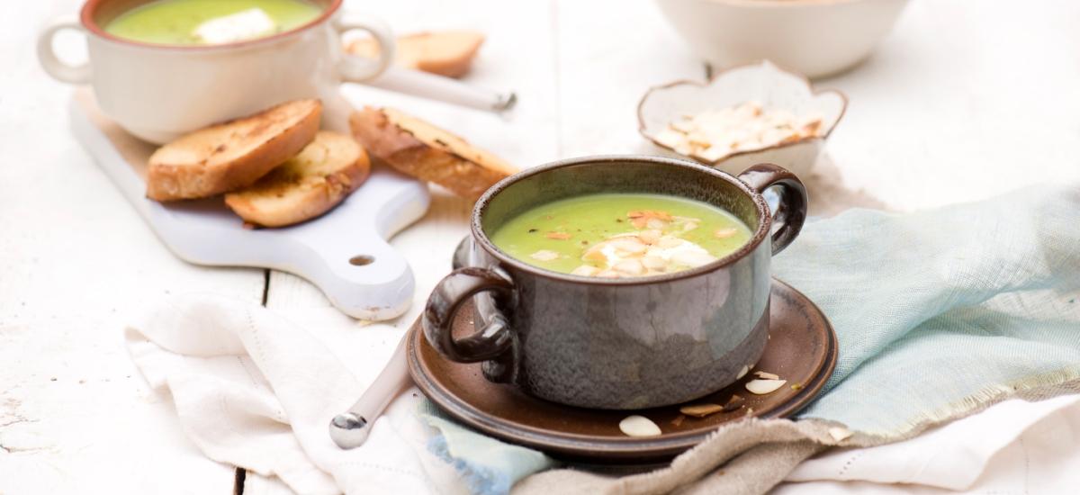 Zupa krem zbrokułów