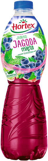 Apple-Blueberry-Mint drink 1,75l Pet Bottle