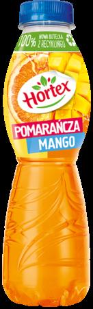 Pomarancza MangoNapoj Pet 500ml EKO 1