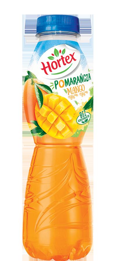 Orange-Mango drink  500ml Pet Bottle