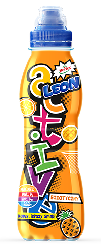 LEON ACTIVE EXOTIC 400ML
