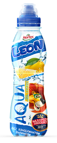 LEON AQUA LEMON 400ML