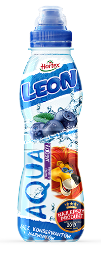 LEON AQUA BERRY 400ML