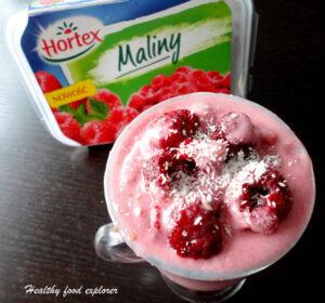 niadaniowe malinowe smoothie image1 2