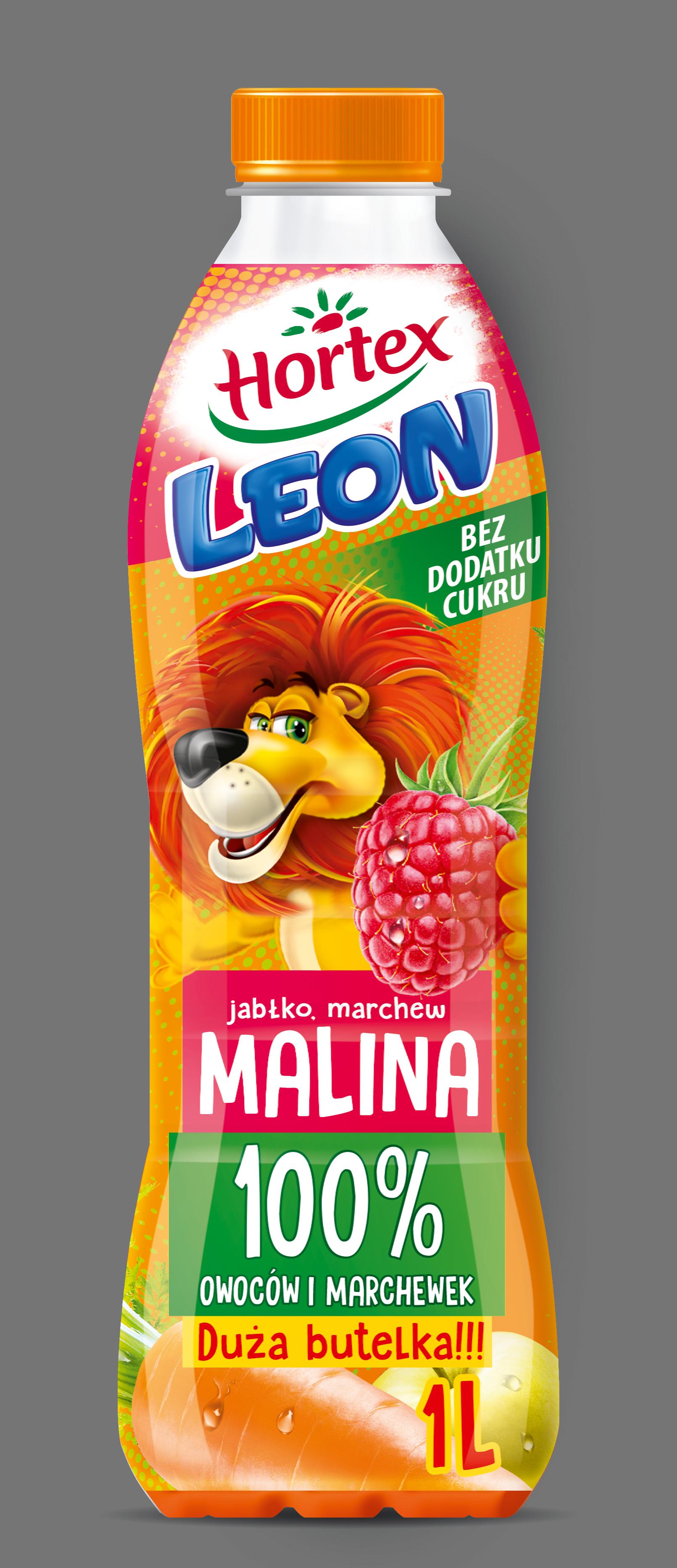 JABŁKO MARCHEW MALINA 1L