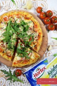 Pizza na spodzie z kalafiora image6 5