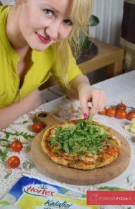 Pizza na spodzie z kalafiora image8 7