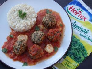 Pulpety zapiekane w sosie pomidorowym i mozzarellą image3 9
