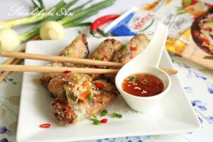 Sajgonki z kurczakiem i warzywami image1 1