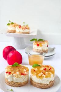Serniczki z jabłkami image5 3