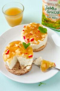 Serniczki z jabłkami image8 6