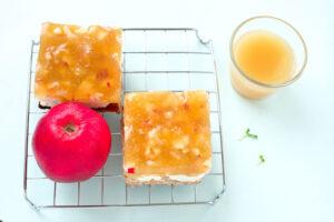 Serniczki z jabłkami image9 9